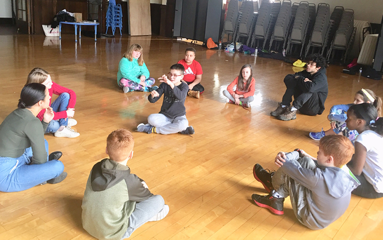 Drama workshops foster creativity and confidence in kids and teens