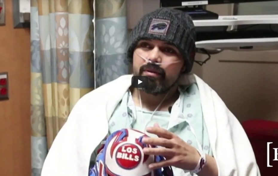 Watch: Pancho Billa has this message for Bills fans