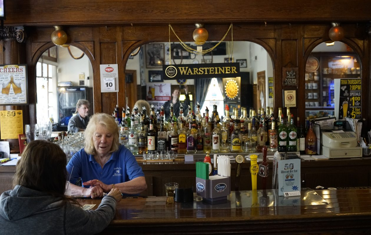 After more than 50 years, Scharf's German Restaurant will close