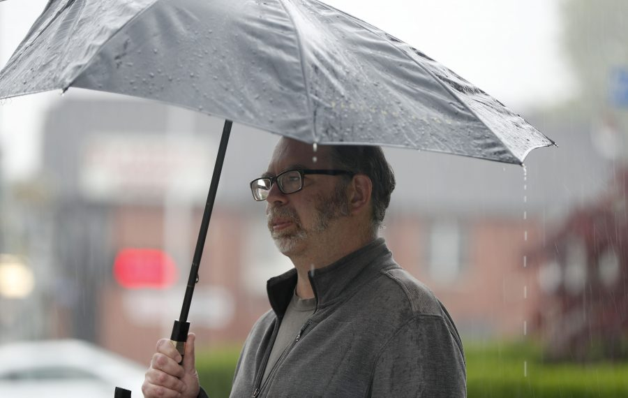 More rainfall is expected in Buffalo later this week, the National Weather Service said. (Mark Mulville/News file photo)