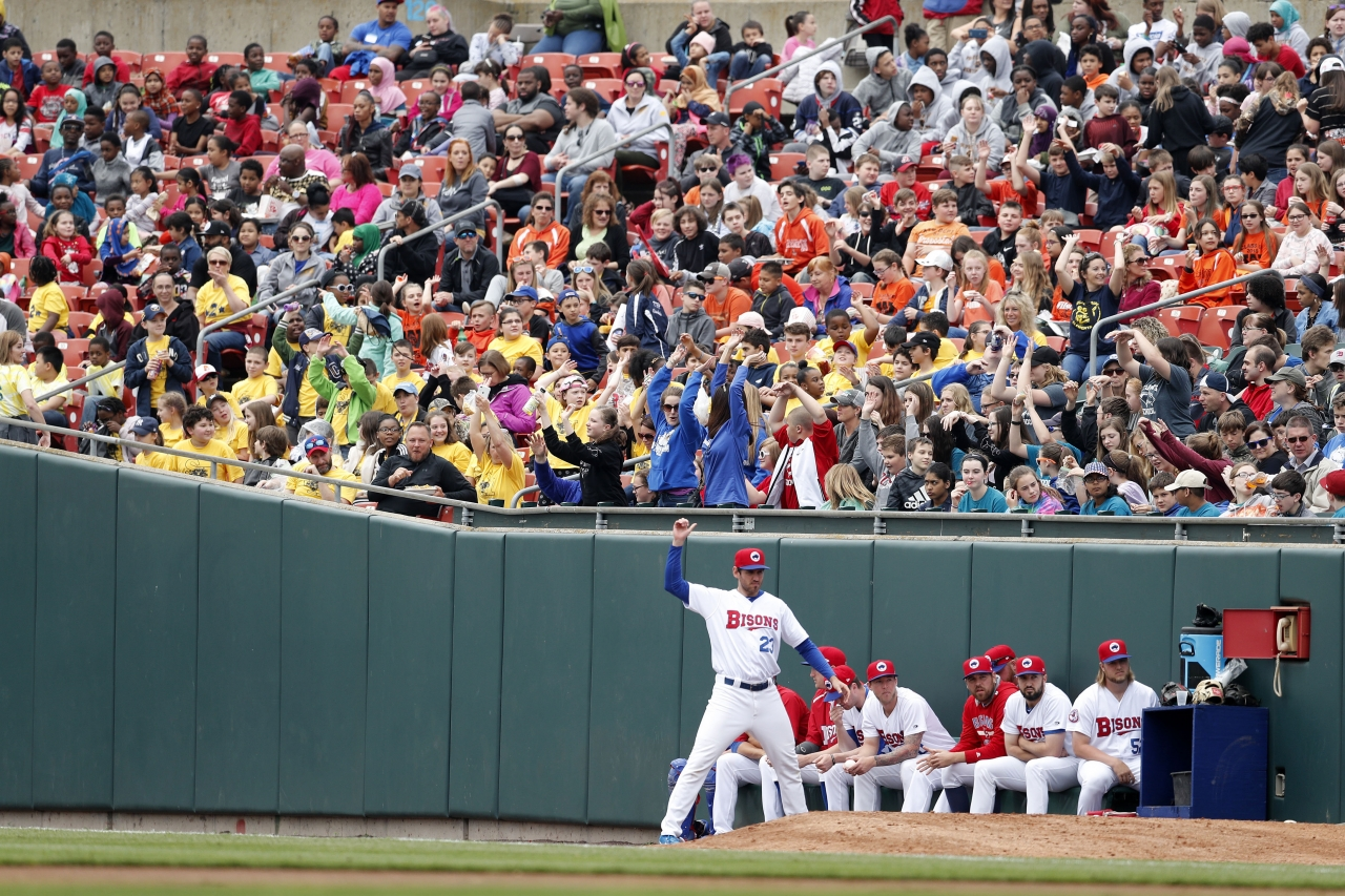Bisons plan to extend Sahlen Field safety netting