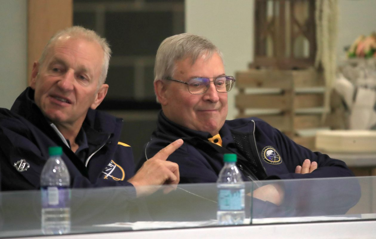 Travis Yost's Sabre Metrics: Sabres' fate tied to defensemen beyond Dahlin