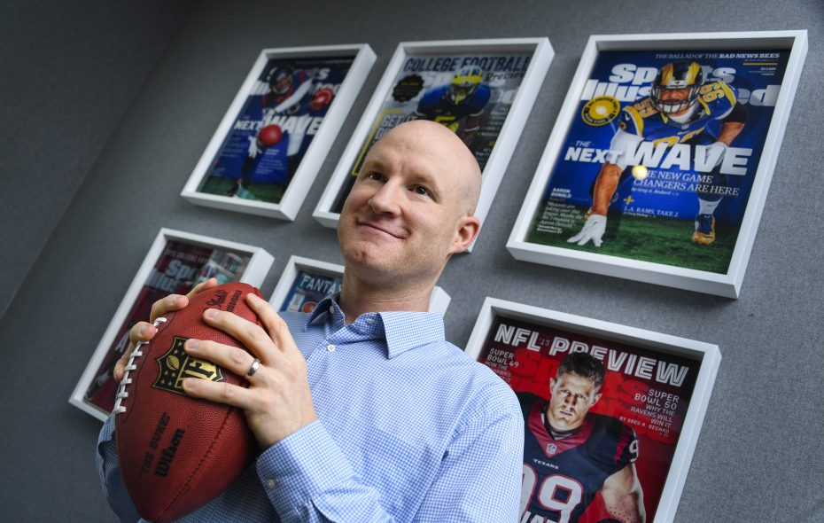 How Orchard Park native Brian Ayrault became an NFL
