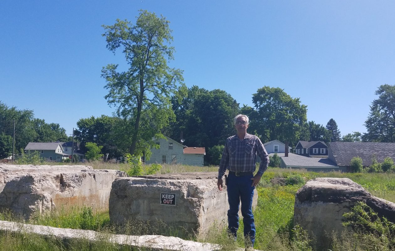 He bought a Lockport property for $1,200. After Superfund cleanup, he could owe millions