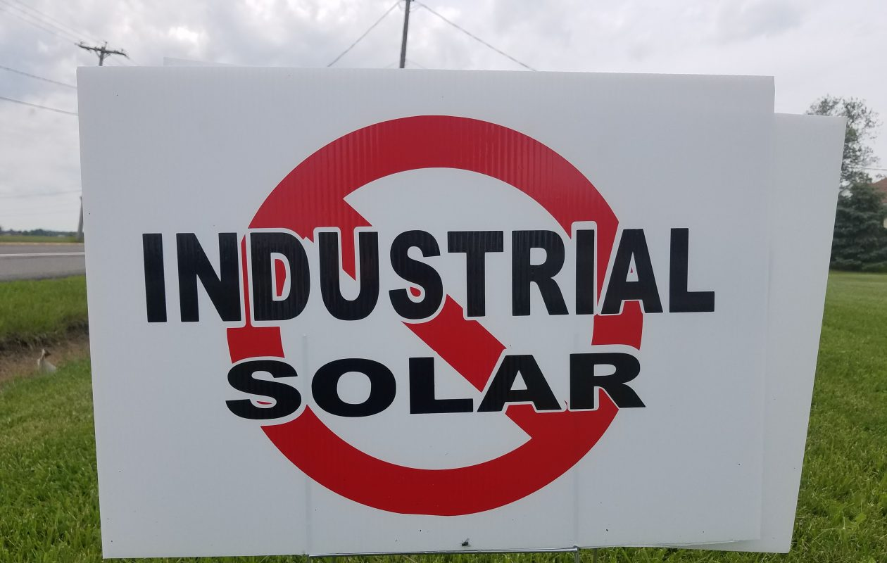 Solar developer joins call to appoint local Cambria and Pendleton siting board members