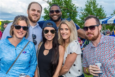 Gateway-Longview's annual fundraiser, BBQ & Blues Bash, brought barbecue vendors like BW's Barbecue and Babz BBQ, with music from the House Band and the Soul Providers, to a new venue, Buffalo River Fest Park, on Friday, June 21, 2019.