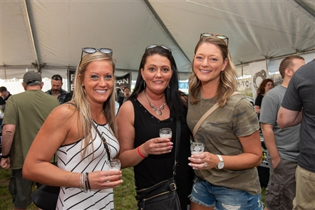 Brewers from Buffalo, Rochester and the rest of New York gathered at Canalside for the annual Buffalo Brewers Festival, now in affiliation with the New York State Craft Beer Association, on Saturday, June 22, 2019. See the craft-beer lovers who sampled a variety of brews.