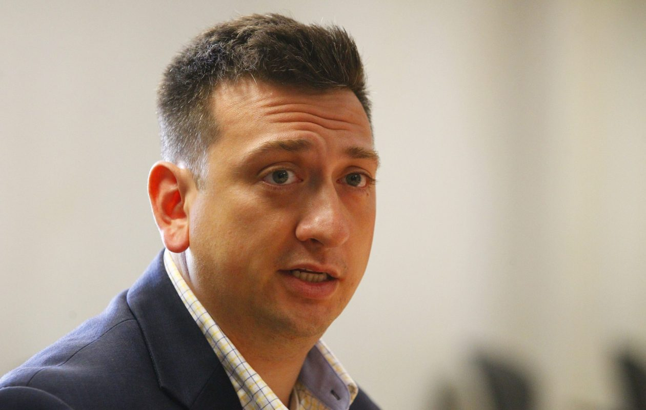 David Bellavia ran for Congress in 2012. (John Hickey/News file photo)