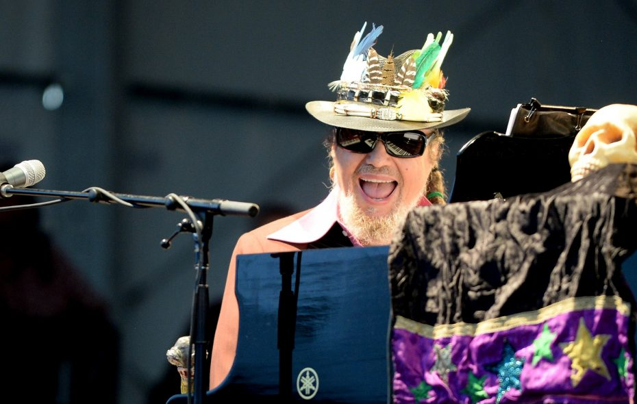 Dr. John, a true American original,  left us on June 6. (Getty Images)