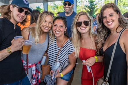 The Village of East Aurora was roaring with live music all day on Saturday, June 8, 2019, with considerable action at the Healthy Zone Rink and around Bar-Bill Tavern. Dozens of musicians filled more than 20 venues across town for the annual event.