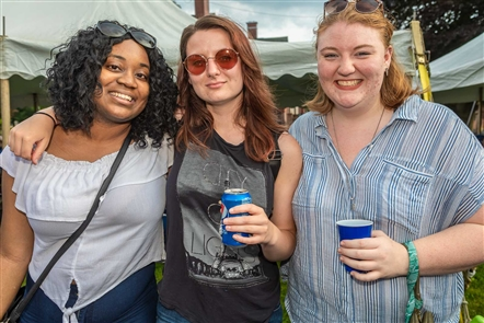 The International Institute of Buffalo, in collaboration with World Refugee Day, hosted the annual Eat the World food truck event at IIB's Delaware Avenue headquarters on Wednesday, June 19, 2019.