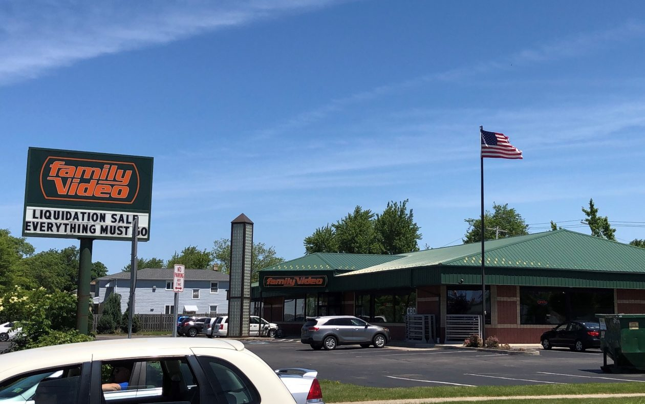 Family Video's first Buffalo-area store is closing