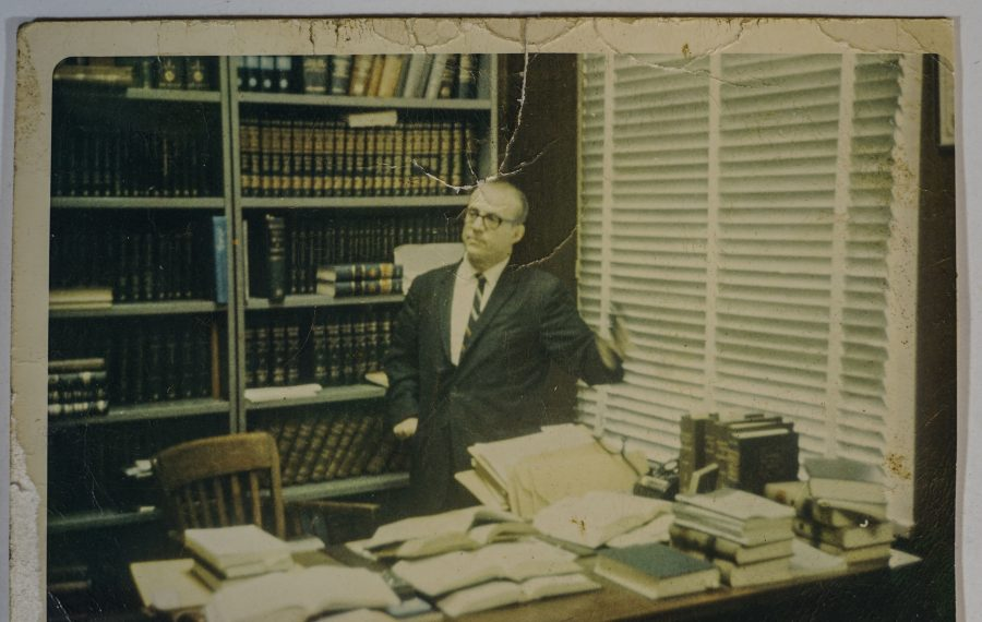 """Niagara Falls lawyer James """"Jimmy"""" LiBrize, who was tortured and murdered Dec. 29, 1969, in his apartment. No arrest was ever made. (Photo courtesy of Anne Rice)"""