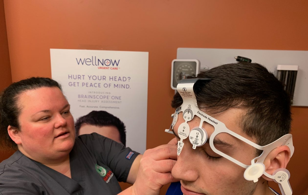 Urgent care center in Southtowns now offers concussion testing