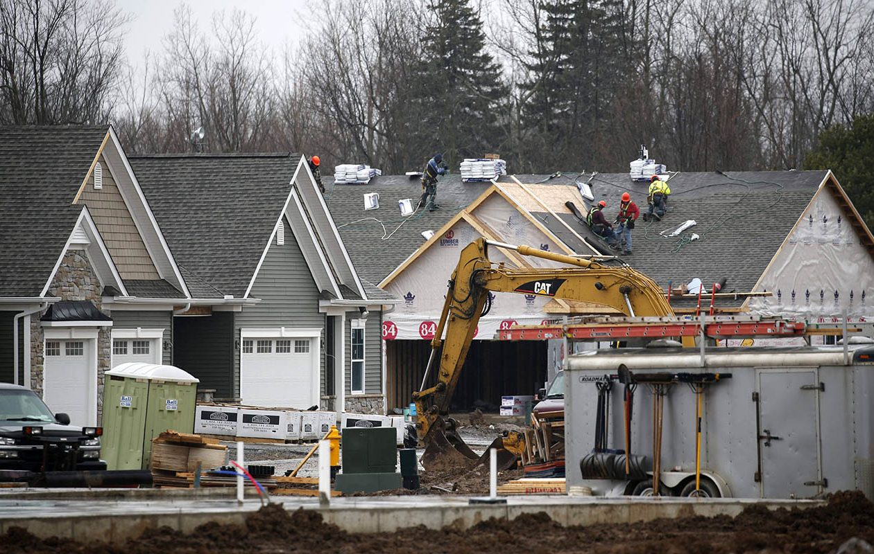 The most recent Census Bureau data shows that the population of Lancaster grew by more than 1,500 between 2010 and 2018. (Derek Gee/News file photo)