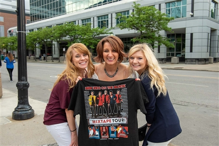 New Kids on the Block has made a habit of dropping by Buffalo every other year, with a show Friday, June 21, 2019, in KeyBank Center. Fans came out for more reasons than just the headliner, though, with Salt-N-Pepa, Naughty by Nature, Tiffany and Debbie Gibson all on a powerhouse bill.