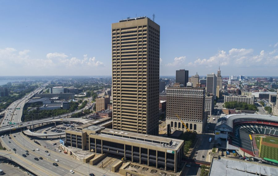 43North will join M&T Bank's technology hub in the Seneca One tower. (Derek Gee/News file photo)