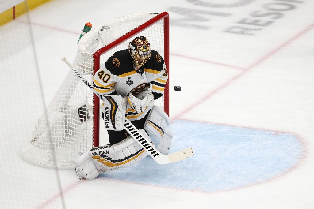 Tuukka Rask made 28 saves to win Game 6 (Getty Images)