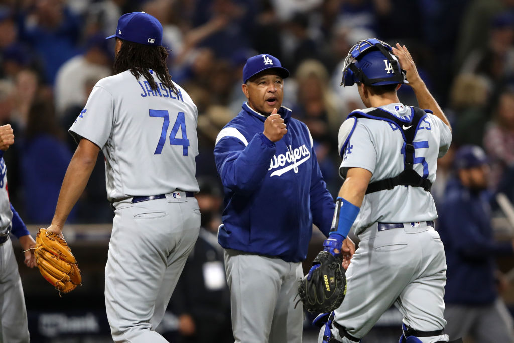 2c072d1c79e Mike Harrington's MLB Power Rankings. Dodgers manager and Buffalo Baseball  Hall of Famer Dave Roberts has had plenty to celebrate thus