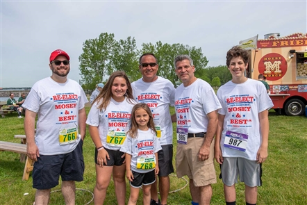 The Make Lemon Aide Foundation, inspired by Lauren Walier to help research cerebral palsy, presented the annual Walk, Run and Roll in Lauren's Shoes on Sunday, June 9, 2019, at Wilkeson Pointe at the Buffalo Outer Harbor. See who supported the cause and enjoyed either the walk or the run.