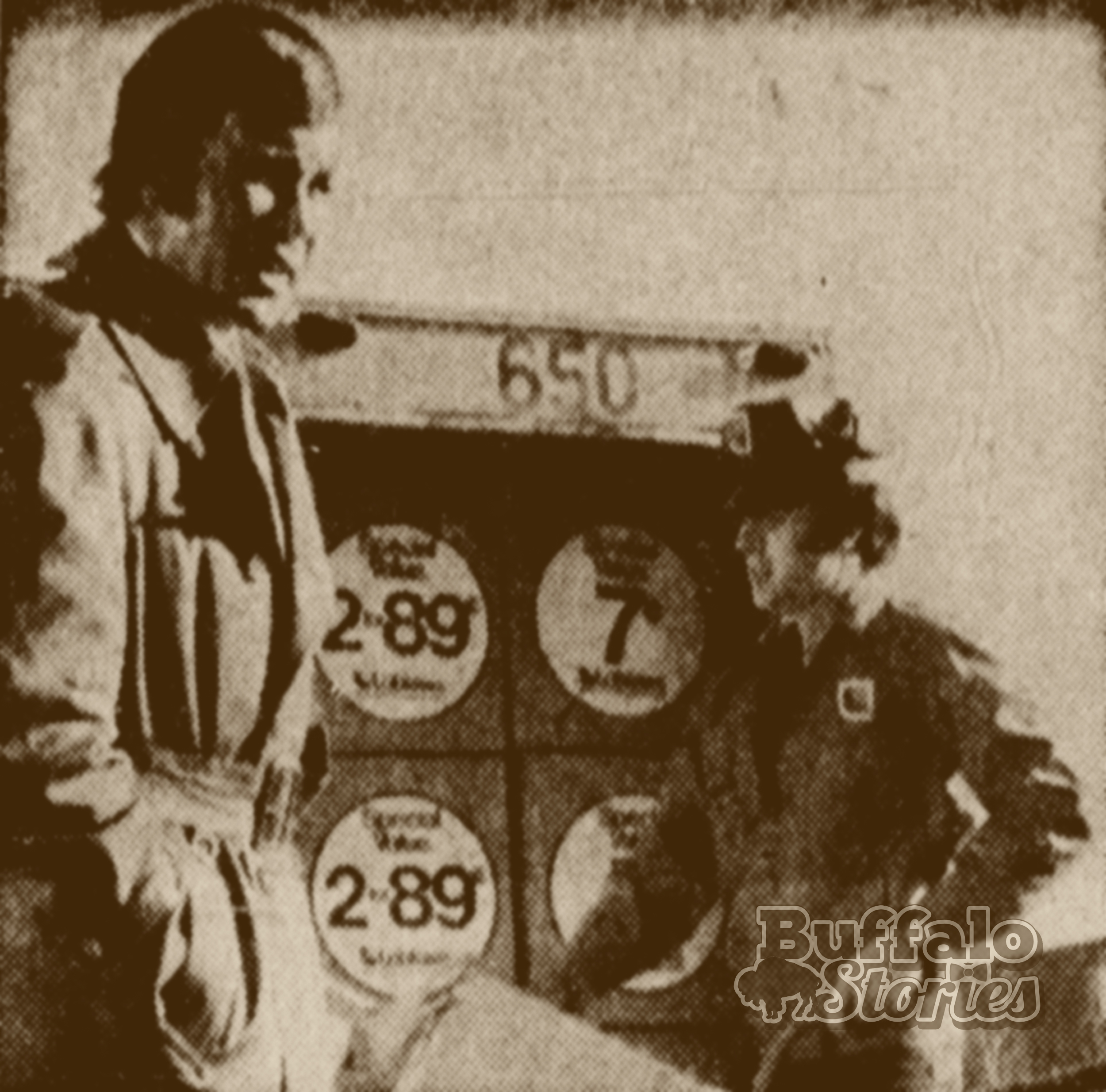William Shatner for Loblaws, 1975.
