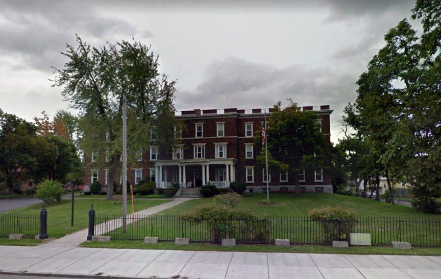 Humboldt House Rehabilitation and Nursing Center in Buffalo. (Google)