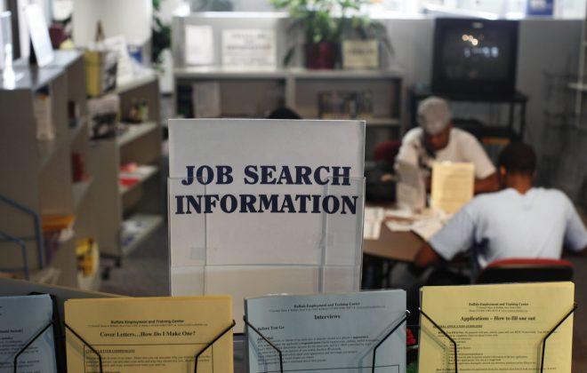 The Buffalo Niagara region added 2,700 jobs in September. (Derek Gee/News file photo)