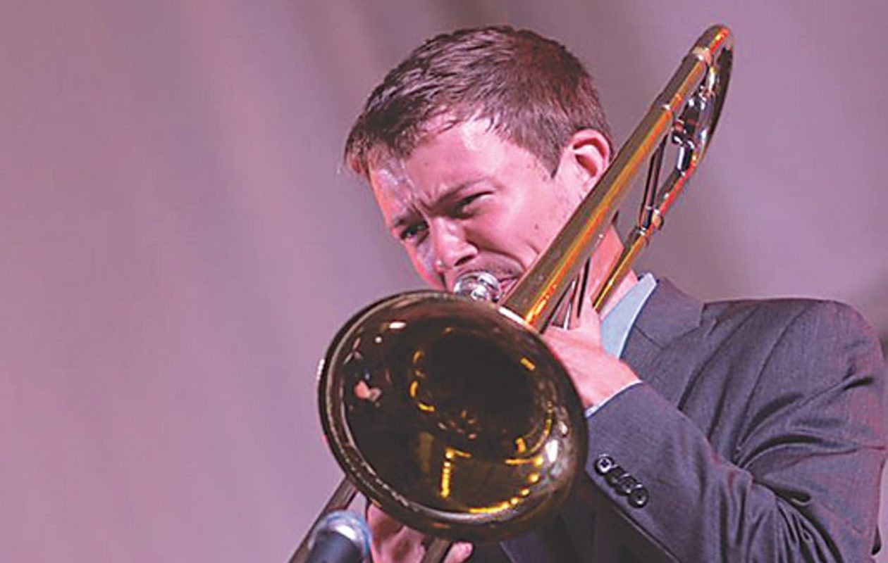 Brendan Lanighan opens the Buffalo News Jazz at the Albright-Knox series on July 7. (Contributed photo)