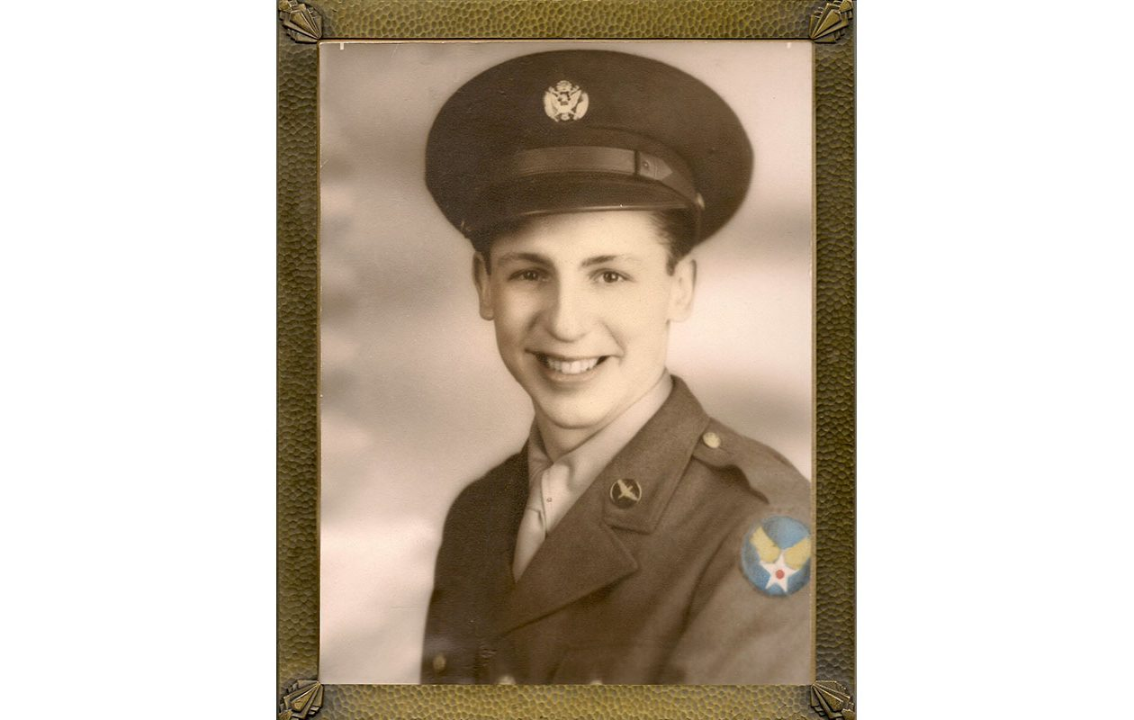 In California, a final resting place for WNY airman lost in WWII