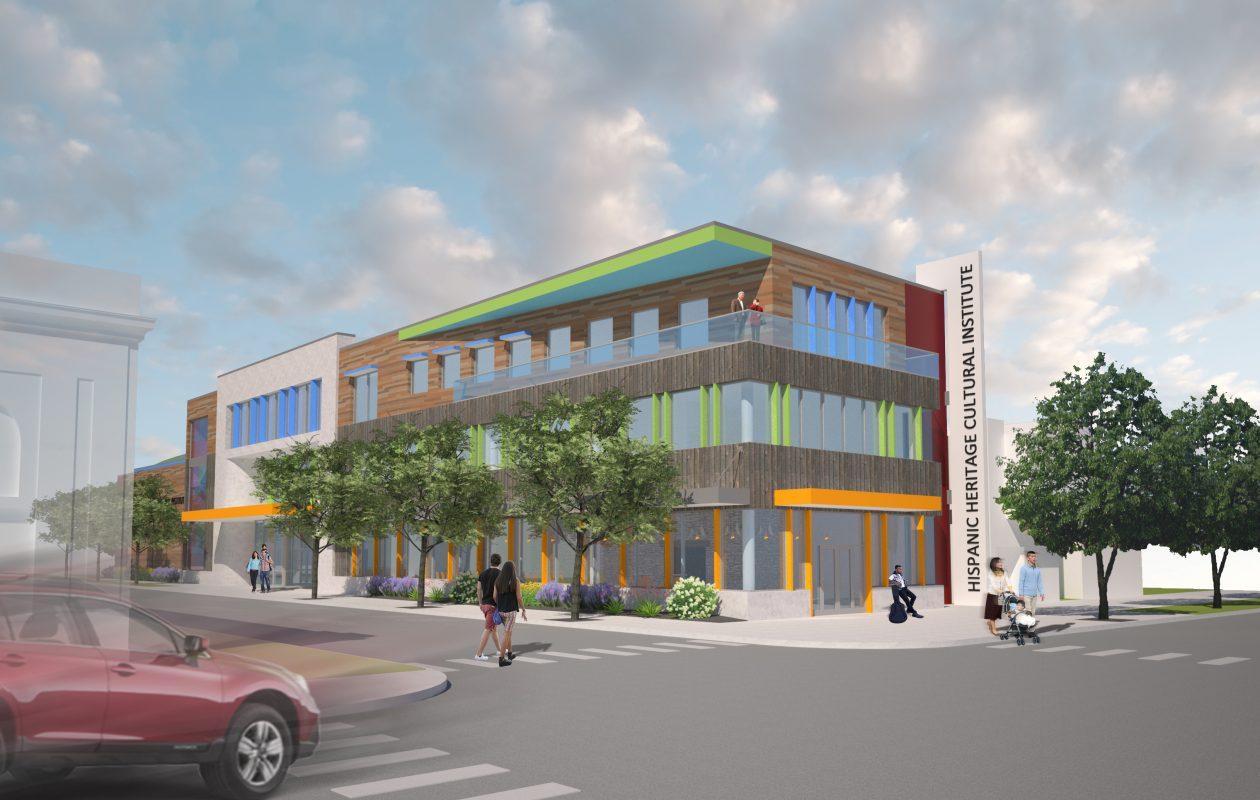 Hispanic Heritage Council unveils plans for $10 million cultural institute