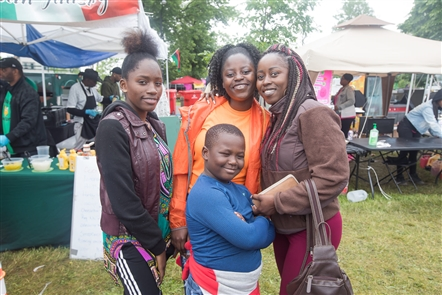 The annual Juneteenth Festival wrapped up on Sunday, June 16, 2019 in Martin Luther King Jr. Park. The celebration marked the end of Sankofa Days, a period of reflection, and highlighted some of the brightest parts of African-American culture in Buffalo.