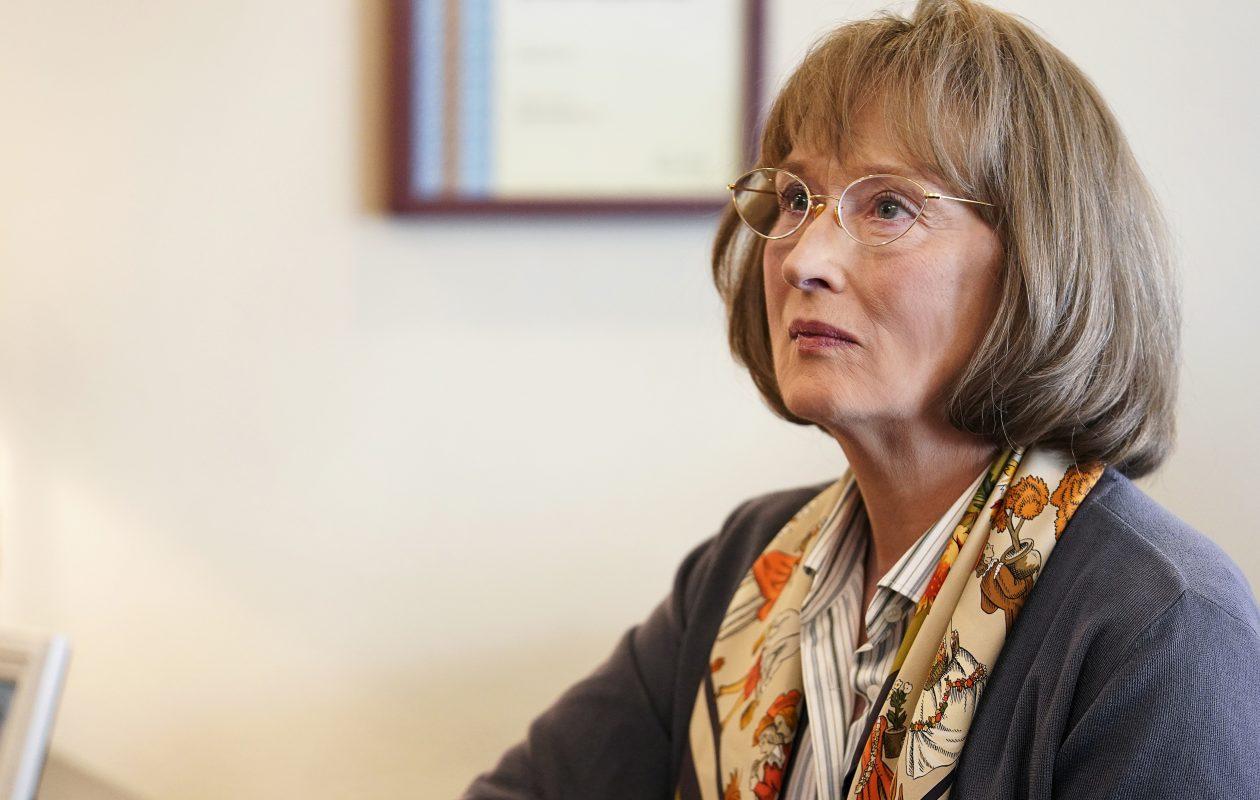 Meryl Streep in 'Big Little Lies.' (Jennifer Clasen/HBO)