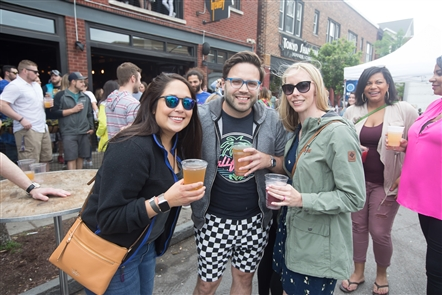 Local music stole the show at Thin Man Brewery's annual Summer Solstice music festival that closed a block of Elmwood Avenue on Saturday, June 15, 2019. Witty Tarbox, Humble Braggers, Uncle Ben's Remedy and Leroy Townes were all on the bill.