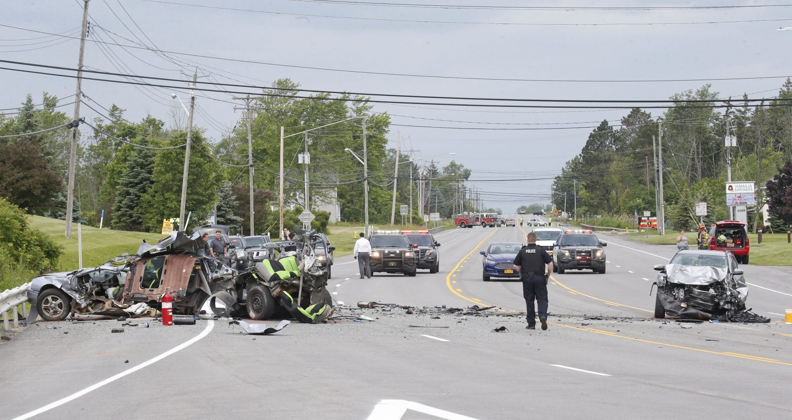 Frontier student killed in collision the morning after prom – The