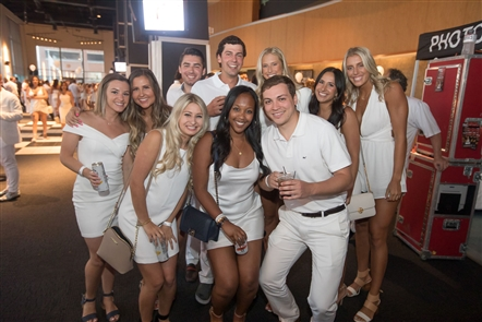 All-white attire was the theme at this Friends of Carly fundraiser, the White Party, held Saturday, June 15, 2019 in the Lexus Club at KeyBank Center. See who enjoyed the open bar, live music and much more.