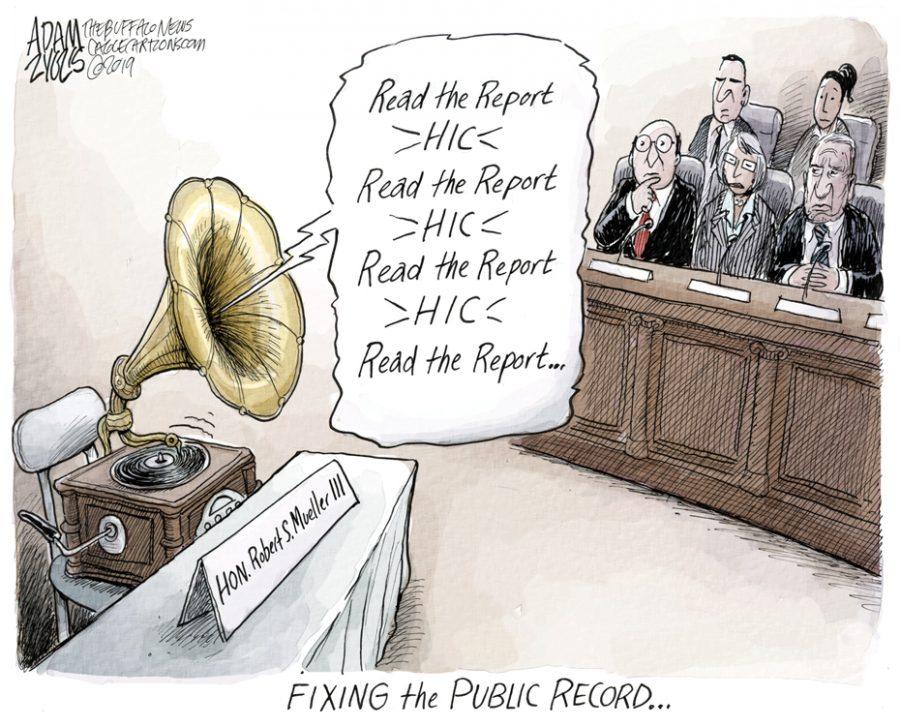 Mueller testimony: July 25, 2019