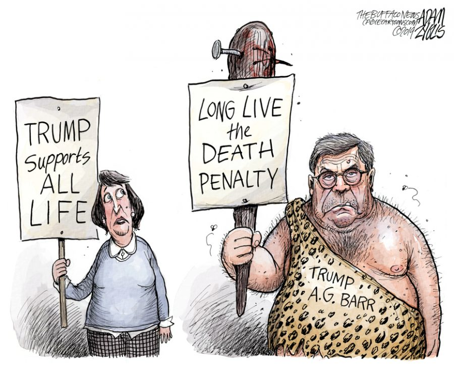 Capital punishment: July 31, 2019
