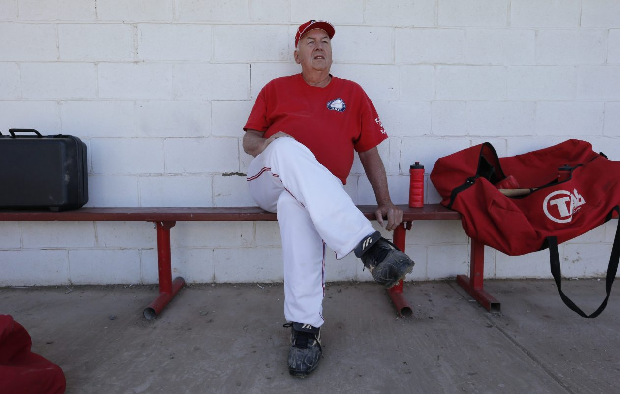 Marv Matteson. (Harry Scull Jr./News file photo)