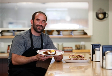 The Villa Coffee House is a breakfast and lunch place at 769 Cayuga St. in Lewiston. New owner Stephen Pusateri offers the popular standards as well as specials with a gourmet touch.