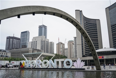 """I don't think most Americans understand the scale of what's going on in Toronto,"" said Frank Clayton, a senior research fellow at Ryerson University who in May calculated Toronto's population growth eclipsed that of every other U.S. and Canadian city."