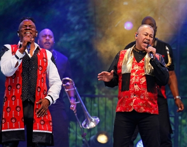 Earth Wind & Fire rocked a sold-out show on Tuesday, July 16, 2019, at Artpark.