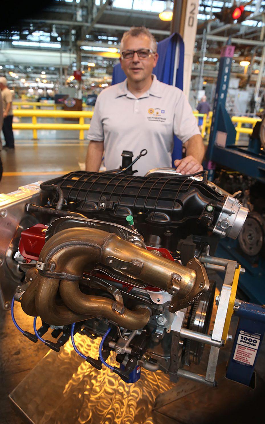Engines made in Tonawanda will power new 'value' Corvette – The