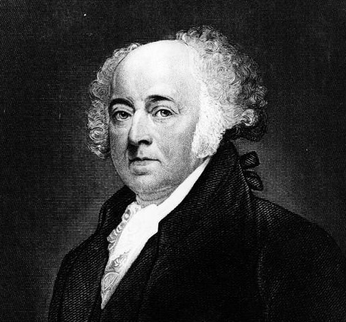 John Adams, later to be the country's second president, encouraged celebrations of the nation's independence and cautioned Americans to make good use of their hard-won freedom. (Getty Images)