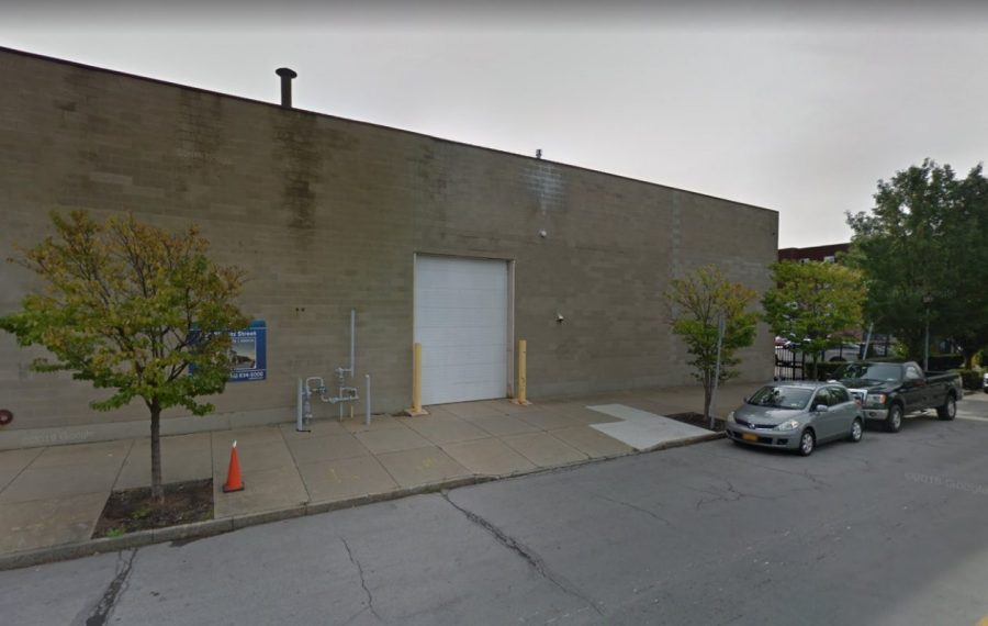 Uniland Development Co. wants to expand 505 Ellicott St. into a high-tech building, but its plan relies in part on misuse of a publicly funded tax break. (Google)