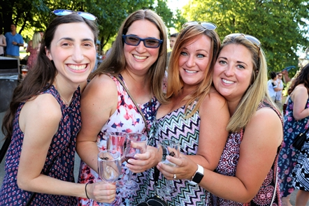 The Buffalo Zoo held a classy fundraiser on Thursday, July 18, 2019 at its grounds where popular polar bears Luna and Sakari dwell, as well as new favorite Mohan, the baby rhinoceros. See who sipped wines, beer and checked out the animals.