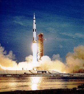 On July 20, 1969, humans walked on another world for the first time in history, achieving the goal that President John F. Kennedy set in 1961, before Americans had even orbited the Earth. Neil Armstrong and Edwin