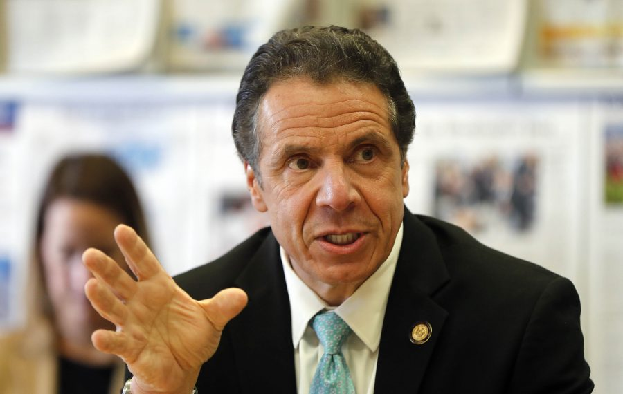 Gov. Andrew Cuomo. (Mark Mulville/News file photo)