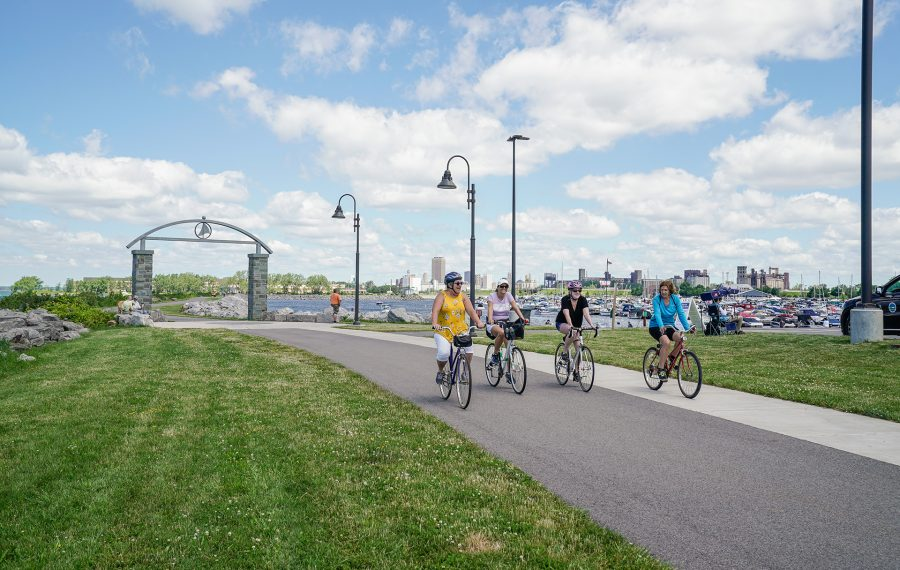 Buffalo's best bike routes for a leisurely ride