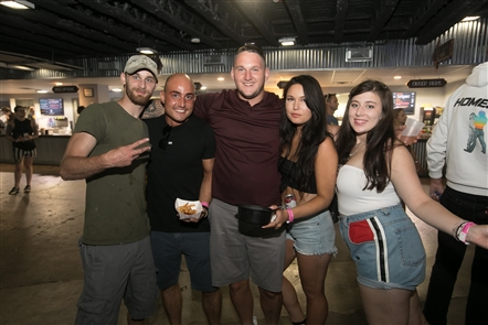 X Ambassadors and Silversun Pickups were the two biggest names at 103.3 The Edge FM's CRNVL, a music festival that brought organizations such as the Seven One Six Sideshow and a pyrotechnic company to add a carnival feel to the mix. Here's the scene on Sunday, July 14, 2019, in RiverWorks.