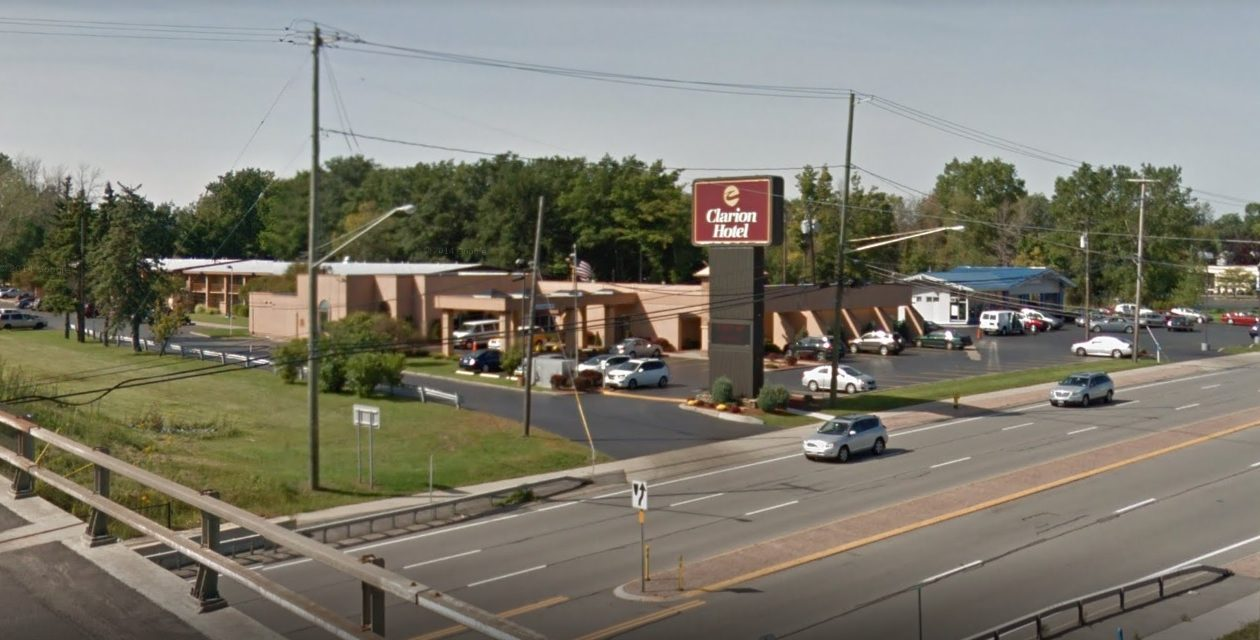 Iskalo buys former Clarion Hotel near airport